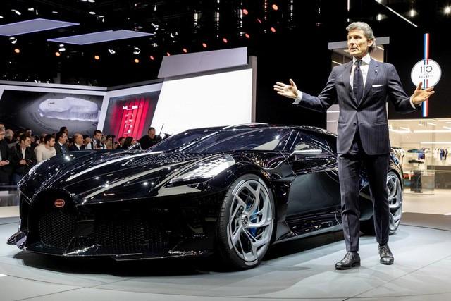 Học theo Koenigsegg, Bugatti có thể cũng sẽ ra mắt siêu xe giá rẻ chỉ… gấp đôi Rolls-Royce - Ảnh 1.