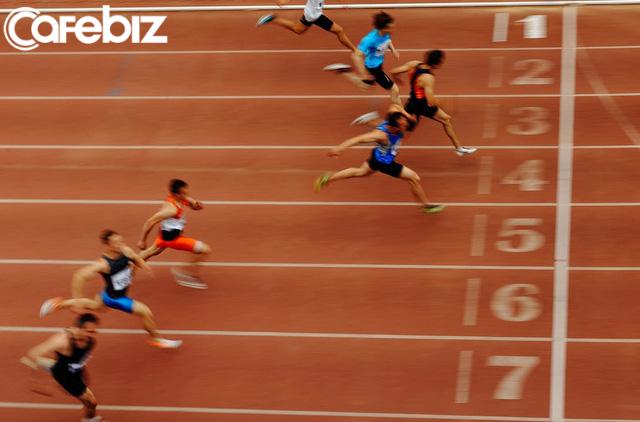 Sống như một vận động viên: Có kỉ luật, có mục tiêu và trở thành nhà vô địch trong chặng đua đường đời - Ảnh 1.