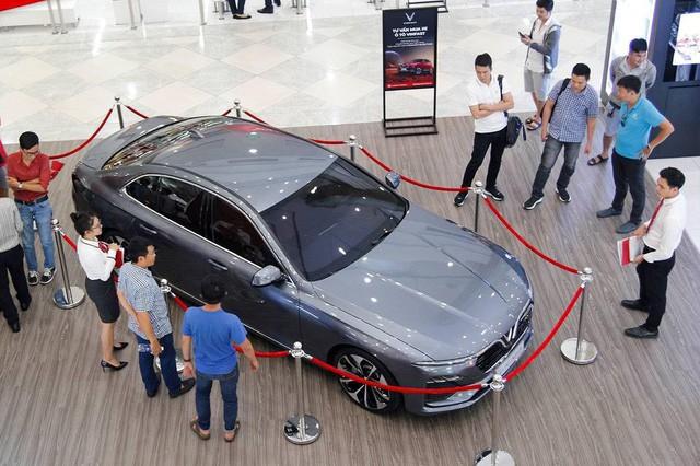 VinFast sở hữu 76 showroom - Tham vọng 1 năm vượt Hyundai trong 10 năm ở Việt Nam - Ảnh 1.
