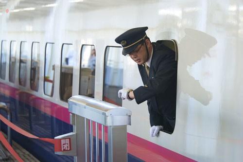 Khi người Nhật ám ảnh với… đúng giờ