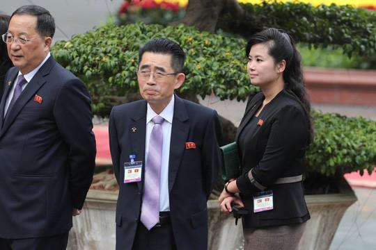 Cận cảnh những bóng hồng quyền lực trong đoàn Chủ tịch Kim Jong-un  - Ảnh 5.