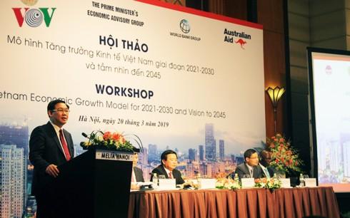 Đột phá tăng năng suất sẽ là động lực tăng trưởng của Việt Nam - Ảnh 1.
