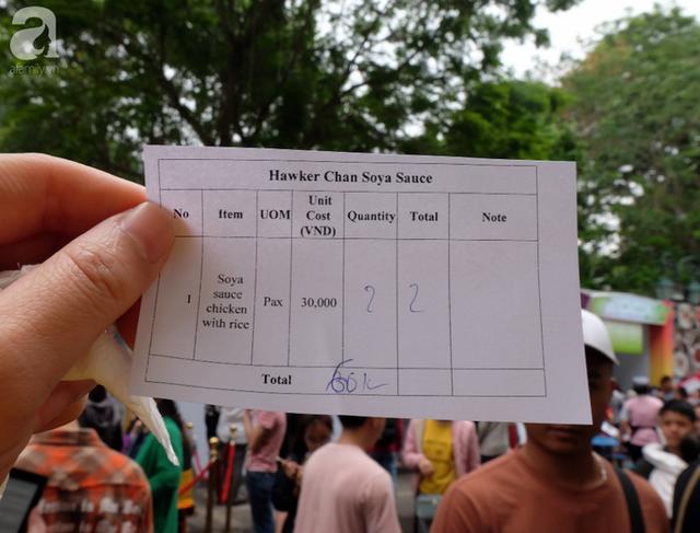Quán ăn sao Michelin rẻ nhất thế giới đến Hà Nội: Giá chỉ 30 ngàn, khách xếp hàng dài trên phố Lê Thạch đợi mua - Ảnh 5.
