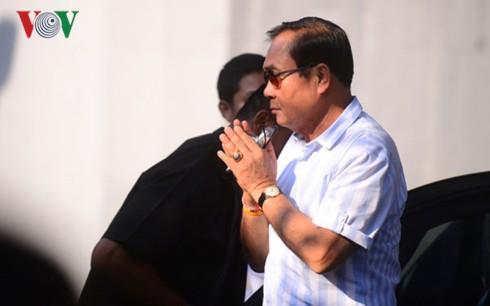 Đảng ủng hộ Thủ tướng Prayuth dẫn đầu cuộc bầu cử tại Thái Lan - Ảnh 1.