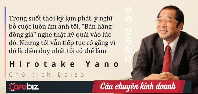 """""""Sống chết có số, phú quý do trời"""" - Daiso và triết lý không họp hành, không chiến lược, bán đồng giá vì làm biếng đỡ phải dán nhãn! - Ảnh 3."""