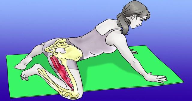 Thực hiện 5 động tác Stretching này trong 10 phút liên tục 30 ngày, cơ thể tôi đã hoàn toàn thay đổi: Hãy quan tâm chính mình nhiều hơn! - Ảnh 2.