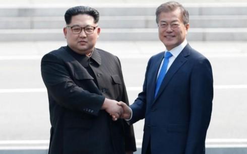 Hàn Quốc tìm cách tổ chức hội nghị Thượng đỉnh lần 4 với Triều Tiên - Ảnh 1.