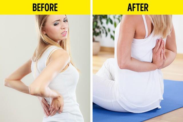 Thực hiện 5 động tác Stretching này trong 10 phút liên tục 30 ngày, cơ thể tôi đã hoàn toàn thay đổi: Hãy quan tâm chính mình nhiều hơn! - Ảnh 7.