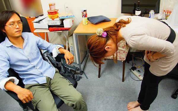 Dịch vụ độc nhất vô nhị trên thế giới tại Nhật Bản: Chỉ một lời xin lỗi kiếm về hơn 5 triệu đồng - Ảnh 1.