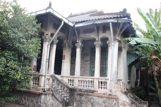 Giải cứu biệt thự cổ ở Sài Gòn - Ảnh 2.