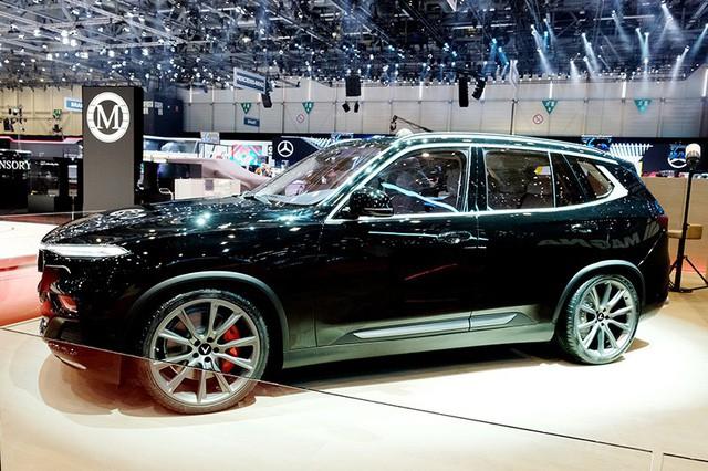 VinFast Lux V8 - SUV sẽ ra mắt vào năm 2020, số lượng giới hạn - Ảnh 1.