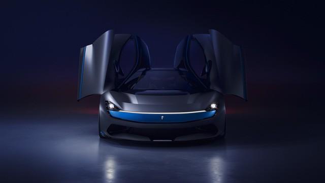 Hãng thiết kế xe cho VinFast giới thiệu xe đậm chất Ferrari hơn cả Ferrari - Ảnh 1.