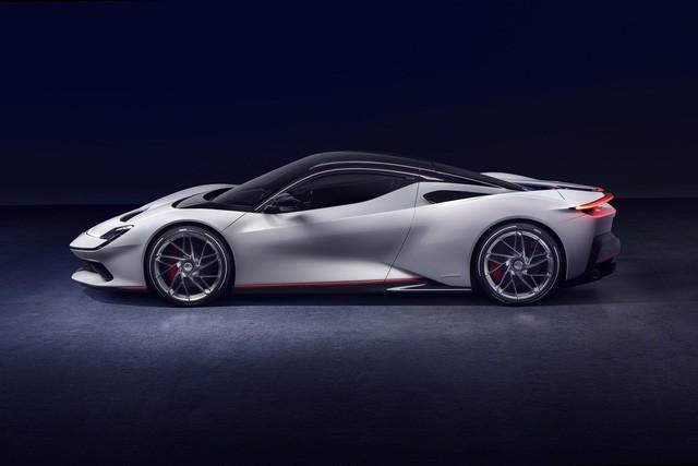 Hãng thiết kế xe cho VinFast giới thiệu xe đậm chất Ferrari hơn cả Ferrari - Ảnh 4.