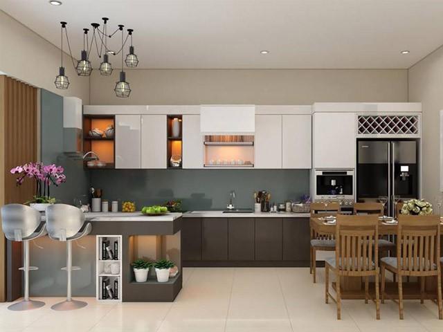 Cách thiết kế nội thất nhà ở theo xu hướng mới - Ảnh 2.