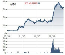 Lại thêm 1 cá nhân bị phạt nặng vì sử dụng 18 tài khoản thao túng giá cổ phiếu AMV - Ảnh 2.