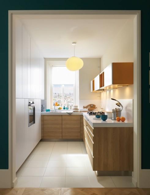 Mẫu tủ bếp đẹp cho căn hộ chung cư - Ảnh 13.