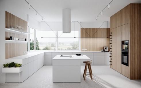 Mẫu tủ bếp đẹp cho căn hộ chung cư - Ảnh 14.