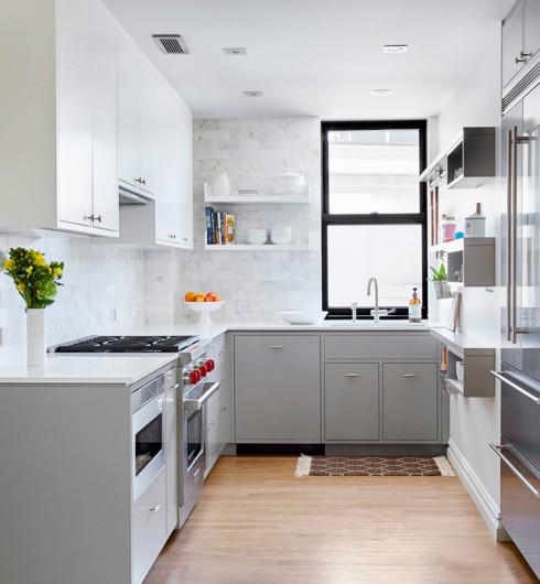 Mẫu tủ bếp đẹp cho căn hộ chung cư - Ảnh 7.