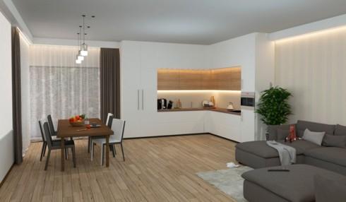 Mẫu tủ bếp đẹp cho căn hộ chung cư - Ảnh 10.