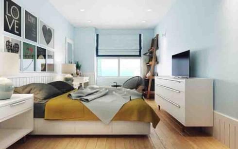 Thiết kế phòng ở mang đặc trưng nội thất Bắc Âu - Ảnh 9.