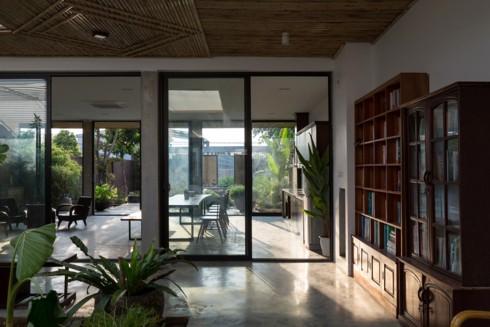 Góc yên bình trong ngôi nhà ở ngoại ô Hà Nội - Ảnh 9.