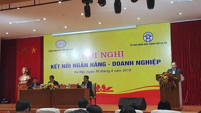 Hàng nghìn doanh nghiệp ở Hà Nội sắp được vay lãi suất dễ chịu - Ảnh 1.