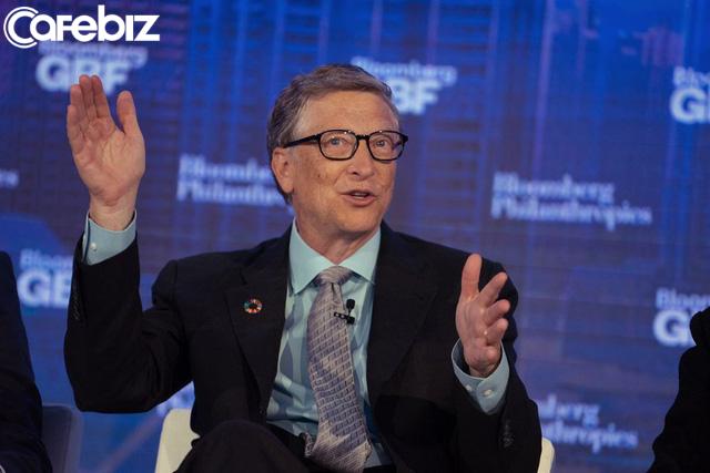 Tỷ phú Bill Gates: Thoát khỏi lo lắng về tài chính là một phước lành thực sự, nhưng bạn không cần phải có tỷ đô để đạt được điều đó - Ảnh 1.