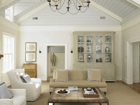 Căn nhà nổi bật hơn nếu sơn tường trắng theo cách này - Ảnh 1.