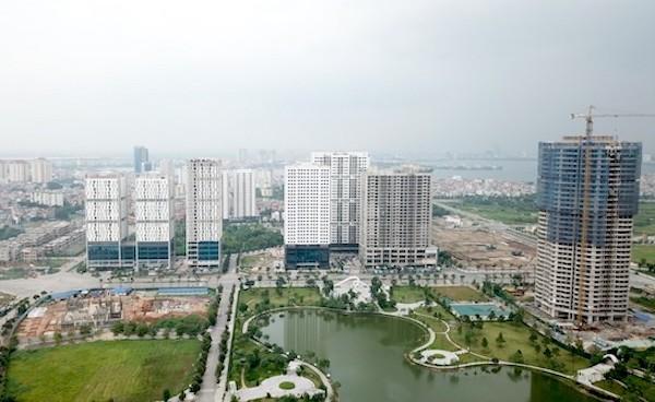 Định giá lại hàng chục lô đất của Tổng công ty Xây dựng Hà Nội - Ảnh 1.