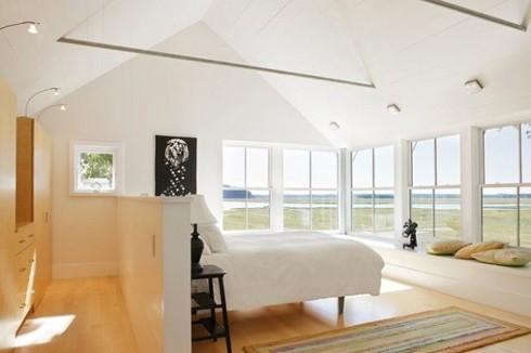 Căn nhà nổi bật hơn nếu sơn tường trắng theo cách này - Ảnh 6.