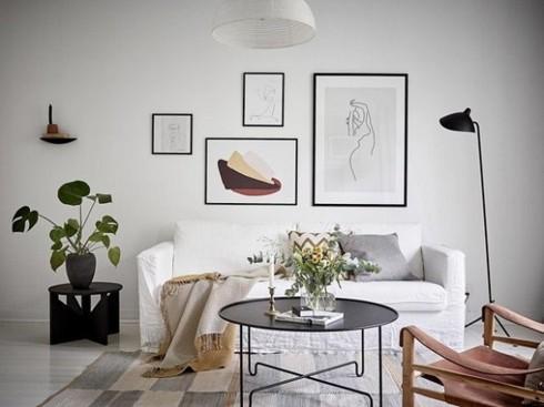 Căn nhà nổi bật hơn nếu sơn tường trắng theo cách này - Ảnh 7.