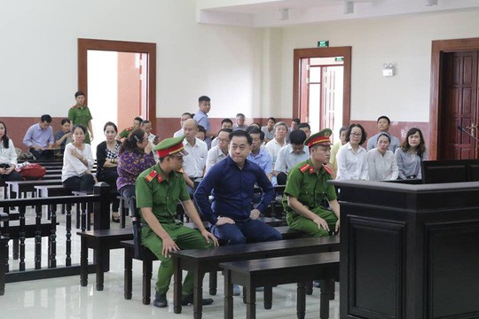 Hoãn phiên tòa xét xử Vũ nhôm trong đại án Ngân hàng Đông Á - Ảnh 2.