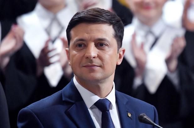 Vì sao 1 danh hài chưa từng tham dự chính trị lại thắng áp đảo trước Tổng thống Ukraine? - Ảnh 1.