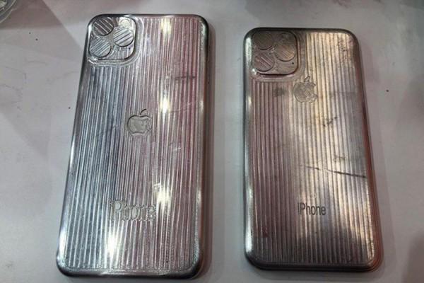 Lộ hình ảnh đầu tiên về iPhone XI và iPhone XI Max - Ảnh 2.