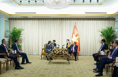 Thủ tướng: Dự án công nghệ cao, không gây ô nhiễm môi trường thì Việt Nam hoan nghênh - Ảnh 3.