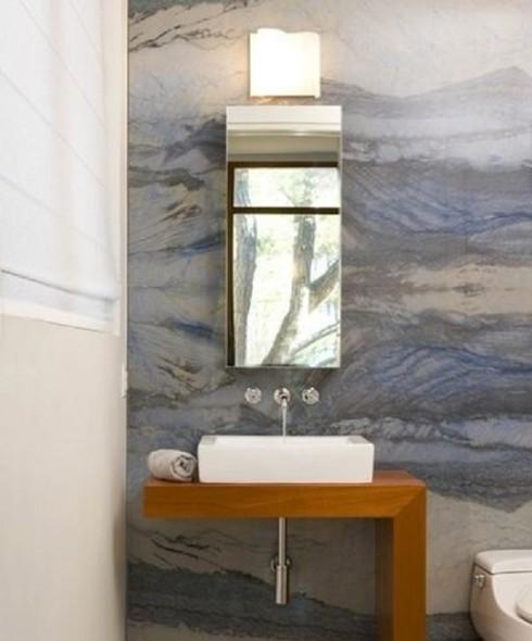 Mách bạn lựa chọn giữa thạch anh tự nhiên và nhân tạo trong thiết kế nội thất - Ảnh 12.