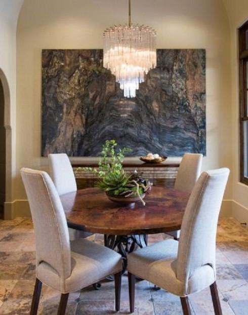 Mách bạn lựa chọn giữa thạch anh tự nhiên và nhân tạo trong thiết kế nội thất - Ảnh 15.
