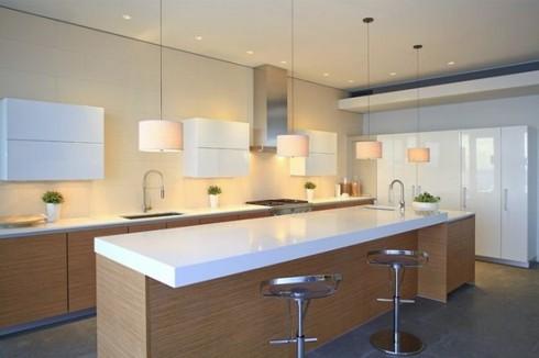 Mách bạn lựa chọn giữa thạch anh tự nhiên và nhân tạo trong thiết kế nội thất - Ảnh 5.