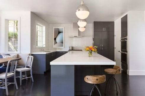 Mách bạn lựa chọn giữa thạch anh tự nhiên và nhân tạo trong thiết kế nội thất - Ảnh 7.