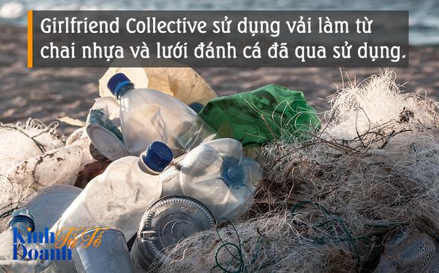 Quyết tâm chống ô nhiễm trắng, doanh nhân Việt sáng tạo vải tái chế mới, mở thương hiệu thời trang hạng sang  trên đất Mỹ - Ảnh 3.