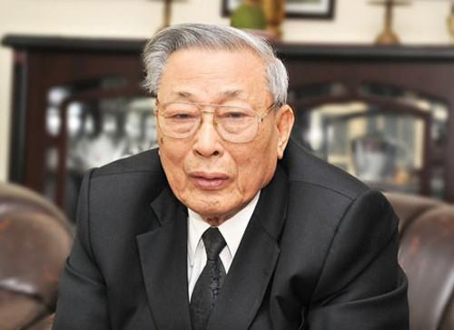 Trung tướng Đồng Sỹ Nguyên qua đời ở tuổi 96  - Ảnh 1.