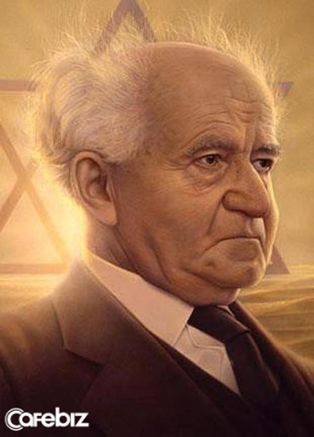 Chân dung David Ben Gurion: Từ nhân viên bảo vệ đến người cha già khai sinh ra đất nước Israel - Ảnh 8.