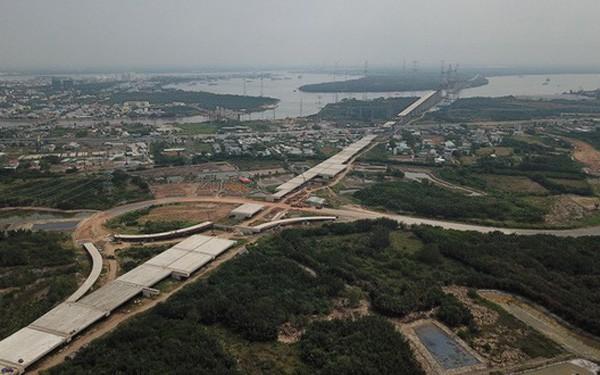 Phải hoàn thành GPMB cao tốc Bến Lức - Long Thành trước 1/6 - Ảnh 1.
