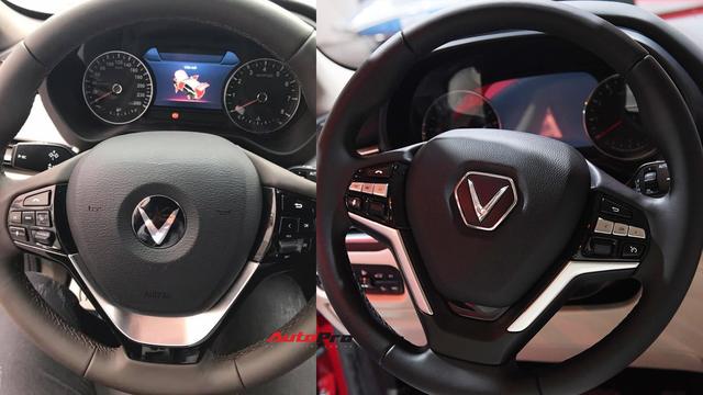 Bùng nổ tranh luận nhiều chi tiết khác biệt trên VinFast Lux tại nhà máy so với xe trưng bày - Ảnh 1.