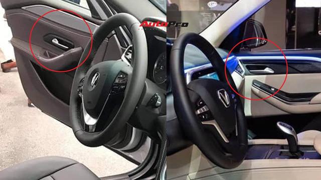 Bùng nổ tranh luận nhiều chi tiết khác biệt trên VinFast Lux tại nhà máy so với xe trưng bày - Ảnh 5.