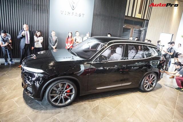 Khám phá chi tiết Lux V8 tại Hải Phòng - SUV mạnh nhất của VinFast không phải ai cũng mua được - Ảnh 4.