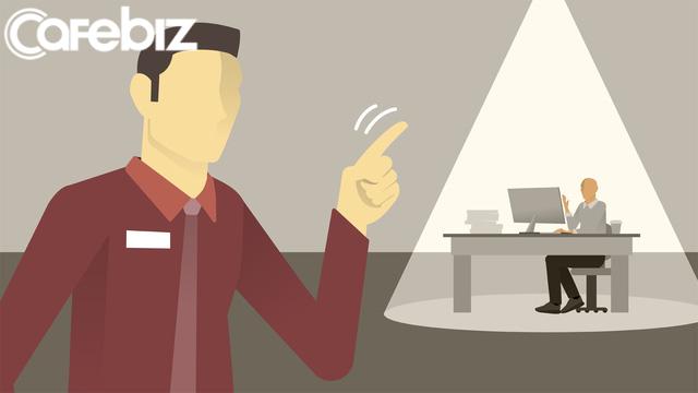 Thà nhận lương ít còn hơn làm việc dưới trướng sếp tồi, kìm hãm năng lực nhân viên: 5 kiểu sếp không thân thiện đặc trưng - Ảnh 1.