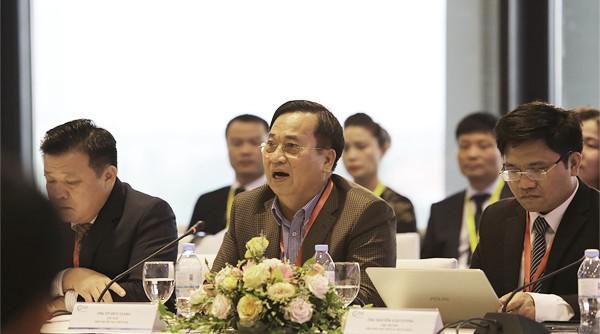 Chủ tịch Hiệp hội Dệt may Việt Nam: Nếu không có hạ tầng, đừng có nói mời ai vào'  - Ảnh 1.