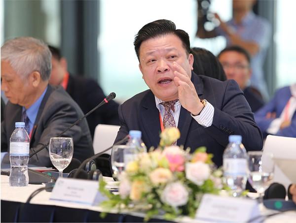 Chủ tịch Hiệp hội Dệt may Việt Nam: Nếu không có hạ tầng, đừng có nói mời ai vào'  - Ảnh 3.