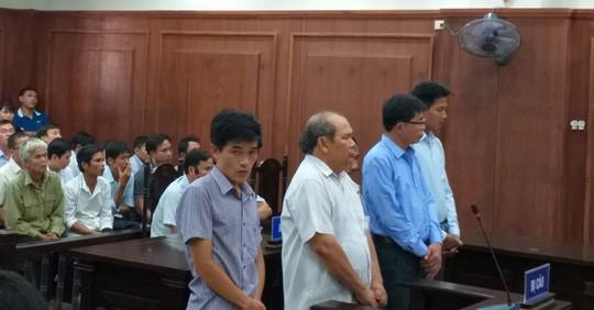 Vụ án thủy điện Quảng Ngãi liên quan đến 241 người: TAND cấp cao hủy án sơ thẩm  - Ảnh 1.